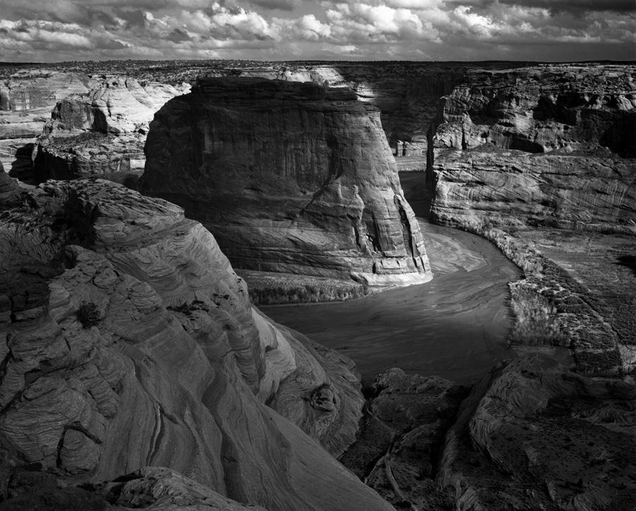 Grand Canyon National Park, Arizona - Photo by Ansel Adams
