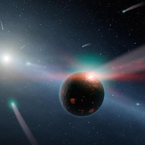 Comet Storm NASA